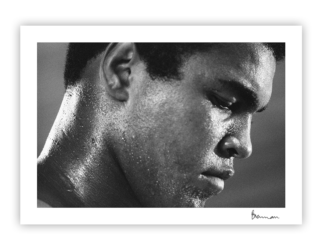5 Days of Muhammad Ali, by Michael Brennan – Day 5